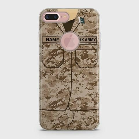 IPHONE 8 PLUS ARMY DRESS E DESIGN CASE