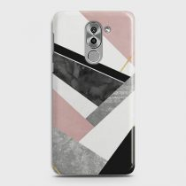 HUAWEI HONOR 6X LUXURY MARBLE DESIGN CASE