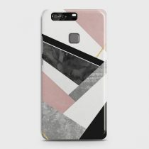 HUAWEI P9 LUXURY MARBLE DESIGN CASE