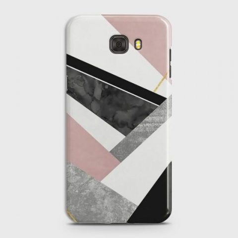 SAMSUNG GALAXY C9 PRO LUXURY MARBLE DESIGN CASE
