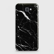 SAMSUNG GALAXY J7 PRIME TRENDY BLACK MARBLE DESIGN CASE