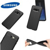 CARBON LEATHER TPU PROTECTIVE CASE SAMSUNG