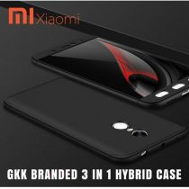 GKK BRANDED 3 IN 1 HYBRID CASE FOR REDMI XIAOMI ALL MODELS
