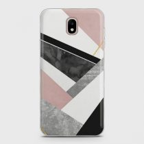 SAMSUNG GALAXY J7 PRO LUXURY MARBLE DESIGN CASE