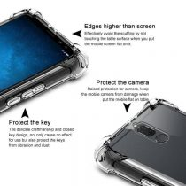 OPPO ANTI-KNOCK SHOCK PROOF 100% TRANSPARENT