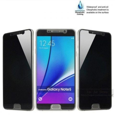 PRIVACY ANTI-SPY TEMPERED GLASS SCREEN PROTECTOR FOR SAMSUNG,LG AND SONY