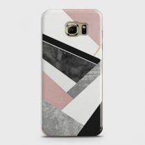 SAMSUNG GALAXY S6 EDGE LUXURY MARBLE DESIGN CASE
