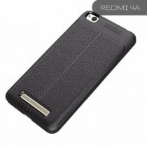 XIAOMI REDMI CARBON LEATHER PROTECTIVE TPU CASE