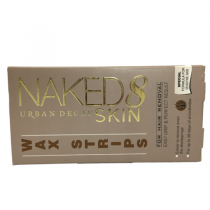 Naked Wax Strips Hair Remover