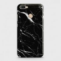 INFINIX HOT 6 PRO TRENDY BLACK MARBLE CASE