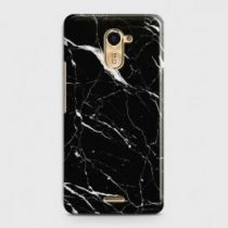 INFINIX HOT 4 (X557) TRENDY BLACK MARBLE CASE