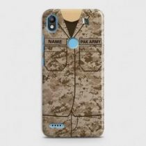 INFINIX SMART 2 (X5515) ARMY COSTUME WITH CUSTOM NAME CASE
