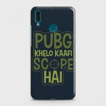 HUAWEI Y9 (2018) PUBG SCOPE CASE