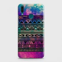 HUAWEI P SMART PLUS GALAXY AZTEC PATTERN CASE