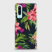 HUAWEI P30 EXOTIC FLORAL DESIGN CASE