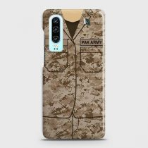HUAWEI P30 ARMY COSTUME WITH CUSTOM NAME CASE