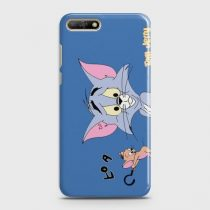HUAWEI Y6 2018/HONOR PLAY 7A TOM N JERRY PHONE CASE