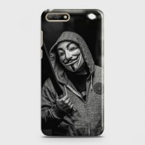 HUAWEI Y6 2018/HONOR PLAY 7A ANONYMOUS JOKER PHONE CASE