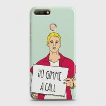 HUAWEI Y7 2018 GIMME A CALL PHONE CASE