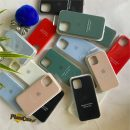 iPhone 12 Series Original Official iPhone Liquid Silicone Case