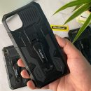 iCrystal Branded Military Army Grade Hybrid shock Proof Case For All iPhone Models
